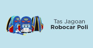 Tas Robocar Poli Kabupaten Bandung
