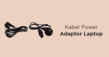 Kabel Power Adaptor Laptop Bandung