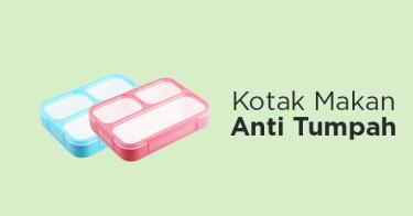 Kotak Makan Anti Tumpah Aceh Barat