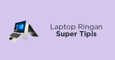 Laptop Super Tipis