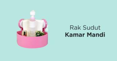 Rak Sudut Kamar Mandi Bandung
