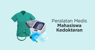 Peralatan Medis Mahasiswa Kedokteran