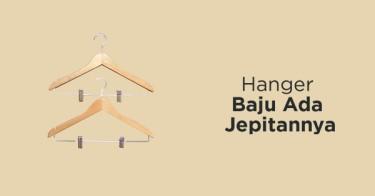 Hanger Baju Jepit