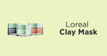 Loreal Clay Mask
