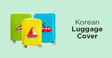Korean Luggage Cover Banten