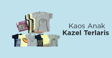 Kaos Anak Kazel