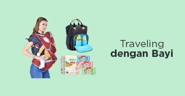 Perlengkapan Bayi Traveling