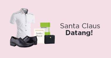 Santa Claus Datang