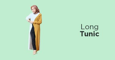 Long Tunic Kabupaten Cirebon