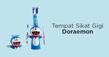Tempat Sikat Gigi Doraemon