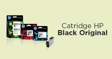 Jual Catridge HP Black Original dengan Harga Terbaik dan Terlengkap