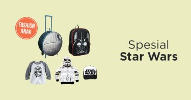 Perlengkapan Star Wars Anak