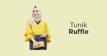 Tunik Ruffle Bandung