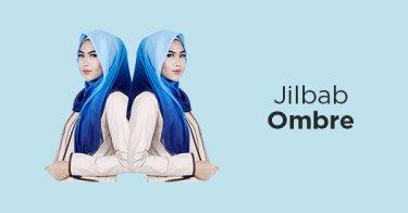 Jilbab Ombre