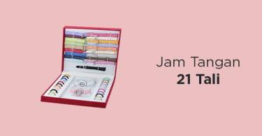Jam Tangan 21 Tali Bandung