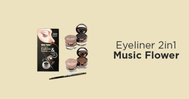 Eyeliner 2in1 Music Flower