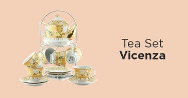 Tea Set Vicenza