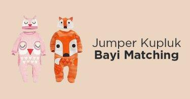 Set Jumper Topi Bayi