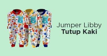 Jumper Libby Tutup Kaki