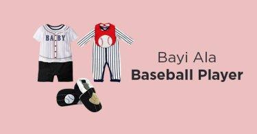 Outfit Baseball Bayi