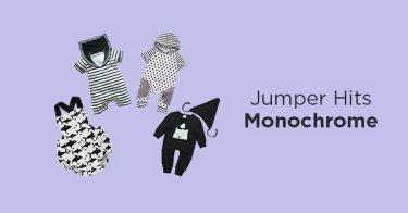 Jumper Monochrome Bayi