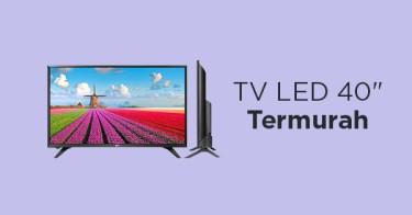 "LED TV 40"" Inch Termurah"