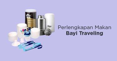 Perlengkapan Makan Bayi Traveling