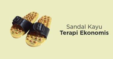 Sandal Kayu Terapi