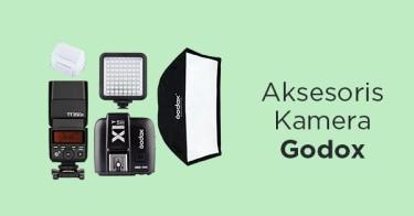 Jual Aksesoris Kamera Godox dengan Harga Terbaik dan Terlengkap