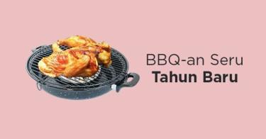 Jual Perlengkapan BBQ dengan Harga Terbaik dan Terlengkap