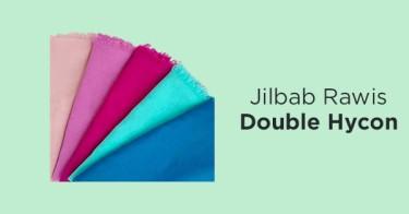 Jilbab Rawis Double Hycon