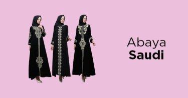Abaya Saudi Tasikmalaya