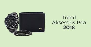 Trend Aksesoris Pria 2018