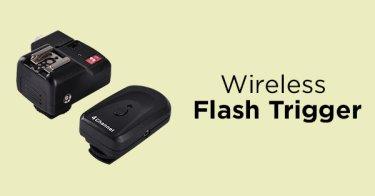 Jual Wireless Flash Trigger dengan Harga Terbaik dan Terlengkap