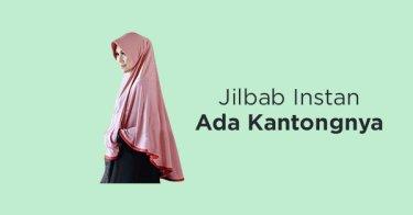 Jilbab Instan Kantong