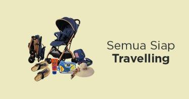 Perlengkapan Traveling