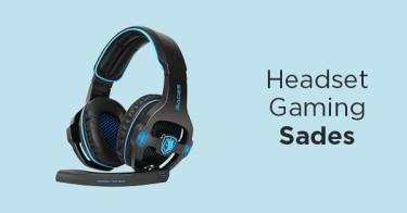 Headset Gaming Sades Palembang