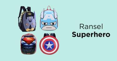 Ransel Superhero Anak