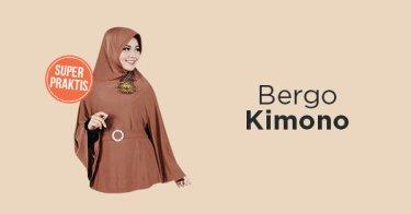 Bergo Kimono