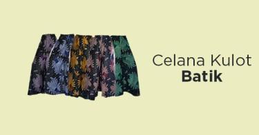 Jual Celana Kulot Batik  53fc30b772
