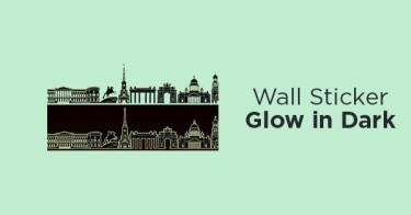 Wall Sticker Glow In The Dark