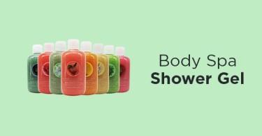 Body Spa Shower Gel