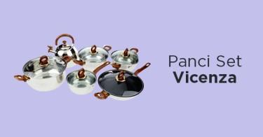 Panci Set Vicenza Bandung