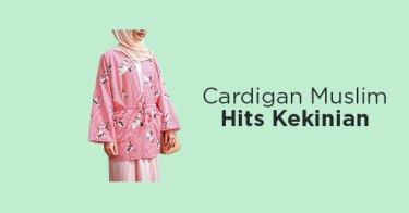 Cardigan Muslim Hits Kekinian