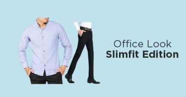 Pakaian Formal Slimfit Pria