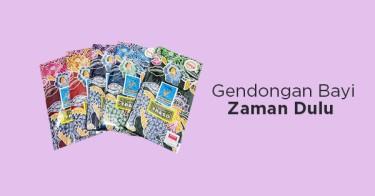 Gendongan Bayi Batik