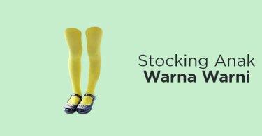 Stocking Anak Warna Warni