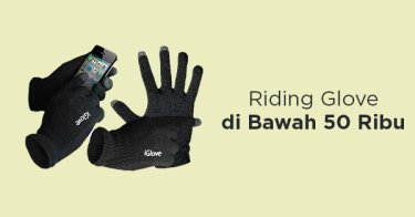 Riding Glove Terjangkau!