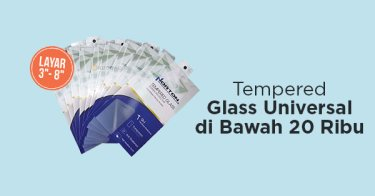 Tempered Glass Universal