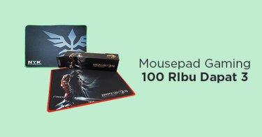 Mousepad Gaming 100rb Dapat 3
